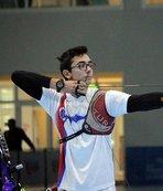 Mete Gazoz'dan dünya rekoru!