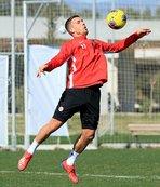 Lukas Podolski'den ekstra antrenman!