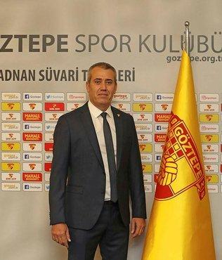 Göztepe'de Kemal Özdeş ilk antrenmanına çıktı