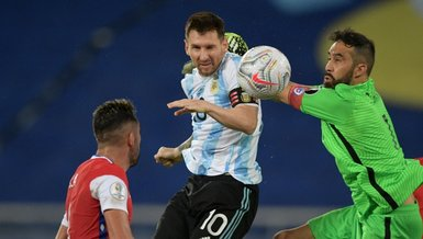 Arjantin - Şili: 1-1 | COPA AMERICA MAÇ ÖZETİ