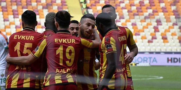 Yeni Malatyaspor sezonun ikinci yarısında kayıp