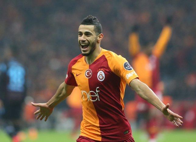 Galatasaray'da Belhanda çıtayı yükseltti