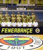 Fenerbahçe Erkek Basketbol Takımı, medyayla bir araya geldi