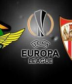 Akhisarspor - Sevilla | CANLI