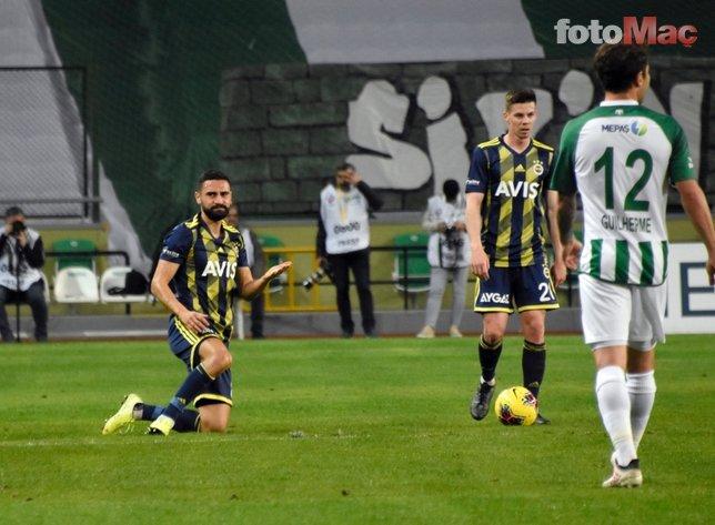 Konyaspor mağlubiyeti sonrası Fenerbahçe'de olanlar oldu! 8 isim...