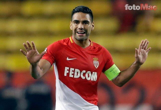 Galatasaray Radamel Falcao transferini bitiriyor!