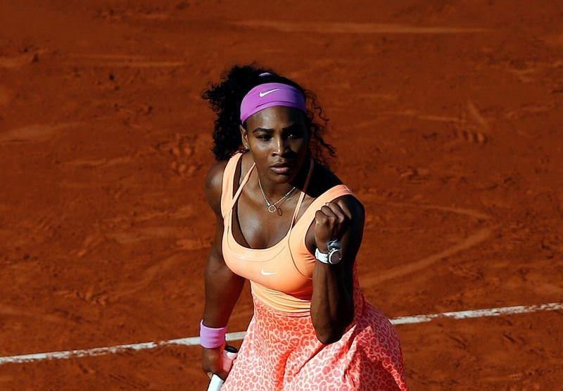 Safarova'nın rakibi Serena Williams