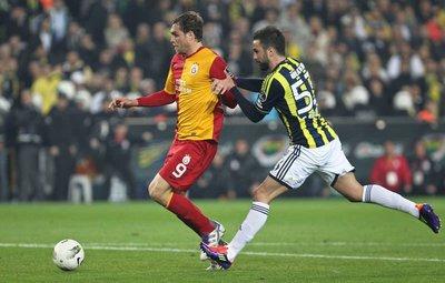 Fenerbahçe - Galatasaray (Süper Toto Süper Lig 31. hafta)