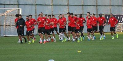 Çaykur Rizespor'da Trabzonspor maçı hazırlıkları sürdü