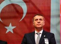 Beşiktaş'ta Tüzük Tadil Kongresi'nden kareler