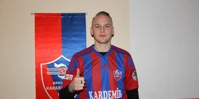 Karabükspor ilk transferini yaptı