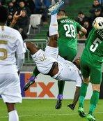 Seyircisiz maçta Inter turladı
