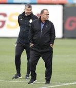Galatasaray Malatyaspor maçı hazırlıklarını sürdürdü