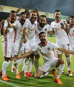 Süper Lig'e son bilet
