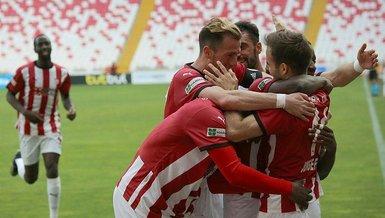 Son dakika spor haberleri: Sivasspor'un Avrupa umudu arttı!