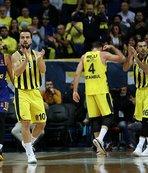 Fenerbahçe, Khimki Moskova'yı devirdi!
