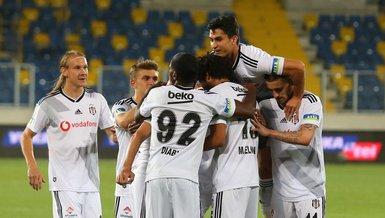 Gençlerbirliği 0-3 Beşiktaş | MAÇ SONUCU