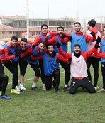 Gençlerbirliği Göztepe maçının hazırlıklarını sürdürdü