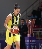 İtalyan basketbolcu Fenerbahçe'de oynayarak hayalini gerçekleştiriyor