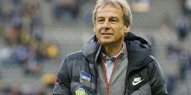 Klinsmann quits as Hertha Berlin manager
