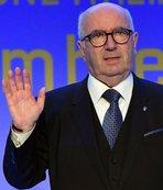 İtalyan futbolunda Tavecchio yeniden başkan