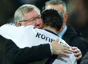Real Madrid-Manchester United (Şampiyonlar Ligi maçı)