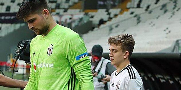 Beşiktaş'ın genç yıldızları için menajerler devrede! Teklif...