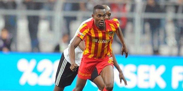 Galatasaray ve Beşiktaş'a transfer şoku! Bernard Mensah Kasımpaşa'ya doğru - Futbol -