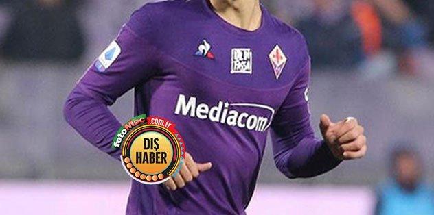 Beşiktaş'tan sürpriz atak! Fiorentina'nın golcüsü...