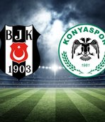 CANLI | Beşiktaş- Atiker Konyaspor