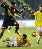 """""""Penaltı düdüğü"""" Osmanlıspor için çalmadı"""
