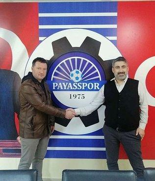 Payasspor'da yeni teknik patron Mehmet Seçkin!