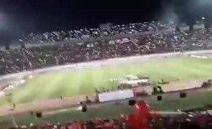 80 bin Traktör Futbol Kulübü taraftarından Türkiye'ye destek