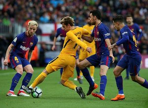 Barça - At. Madrid maçında Ali Koç şovuna izin yok