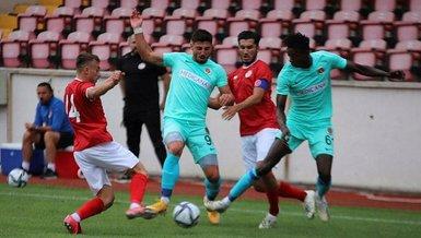 Antalya fark attı: 4-1
