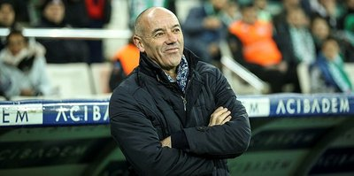Le Guen'den Trabzonspor değerlendirmesi