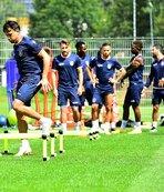 Medipol Başakşehir, yeni sezona Salzburg'da hazırlanıyor