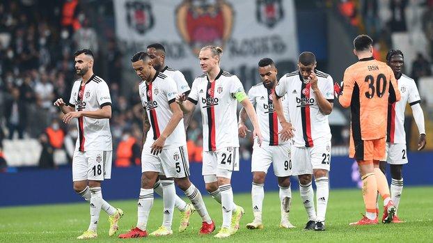 Beşiktaş'ın Sporting'e 4-1 mağlup olmasının perde arkası ortaya çıktı