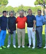 Camea Golf Cup 2017'de kazanan Hasan Ceylan