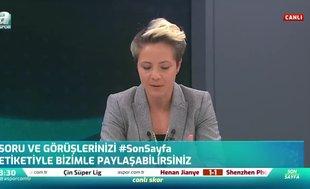 Bahar Özgüvenç: Fenerbahçe Pastore'yi kadrosuna katmak istiyor