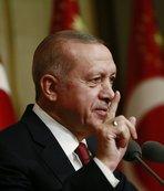 Başkan Erdoğan Nihat Özdemir ile görüştü!