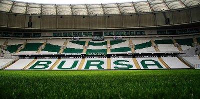Bursaspor'a büyük kombine geliri!