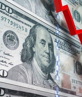 Dolar kuru düşmeye devam ediyor! 26 Mart Dolar ve Euro fiyatları ne kadar?