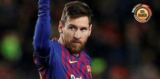 Barcelona Başkanı açıkladı! Messi ayrılabilir