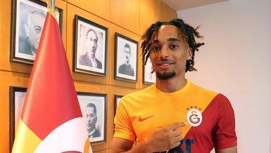 Son dakika transfer haberi: Galatasaray Sacha Boey'i resmen açıkladı (GS spor haberi)
