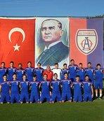 Altınordu'nun hedefi Süper Lig