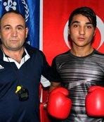 Genç boksörlerin hedefi Avrupa'da madalya
