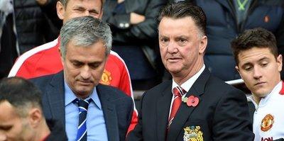 Van Gaal'den Mourinho'ya eleştiri