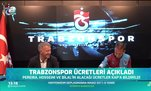 Trabzonspor ücretleri açıkladı