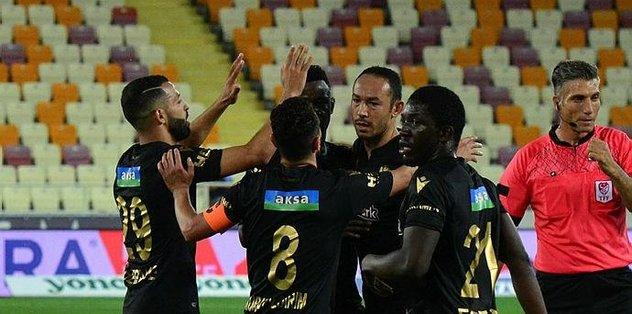 Yeni Malatyaspor derin nefes aldı - Euroleague -